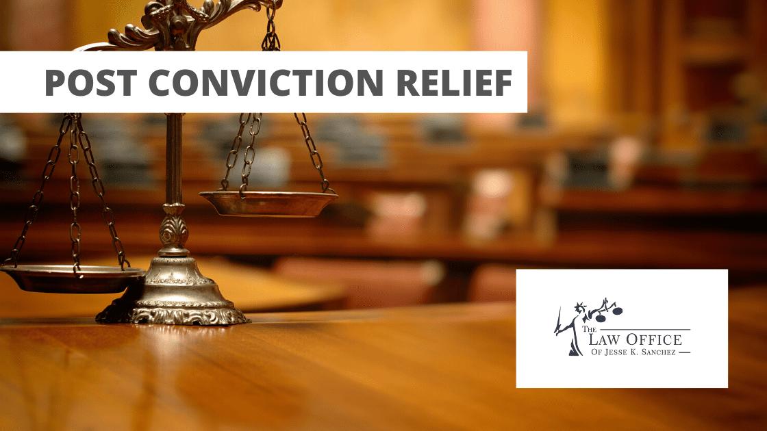 POST CONVICTION RELIEF (1)