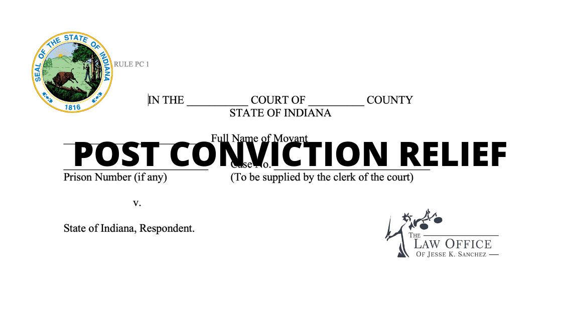 POST CONVICTION RELIEF (2)