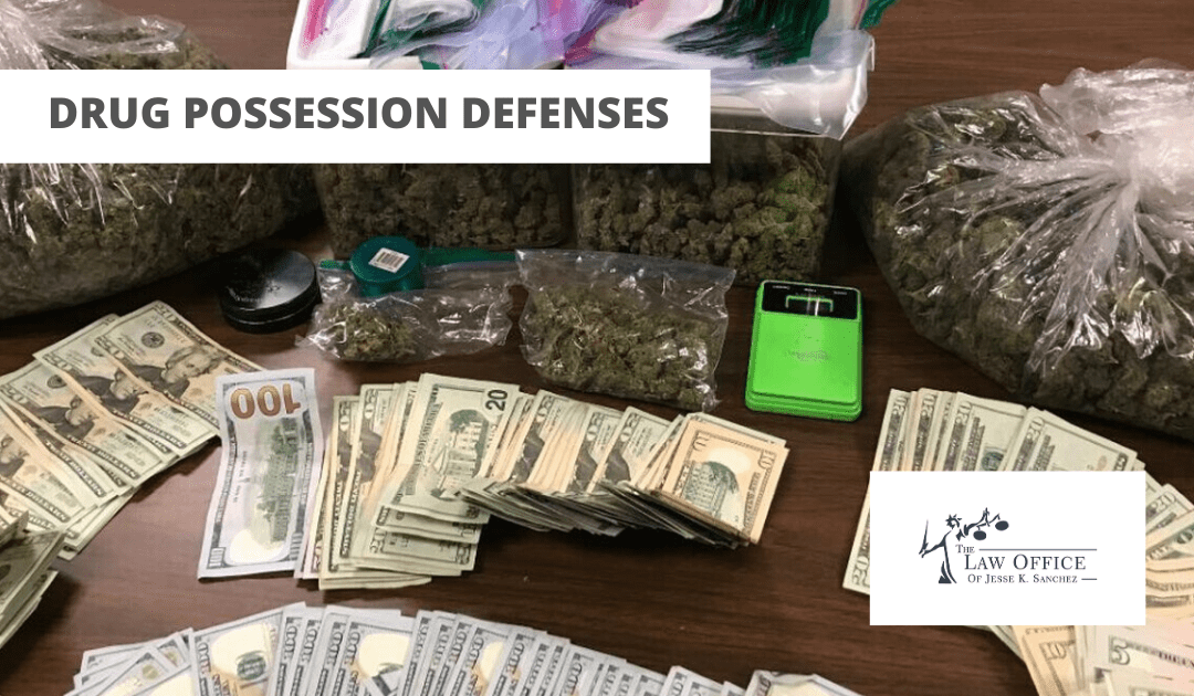 3 Drug Possession Defenses