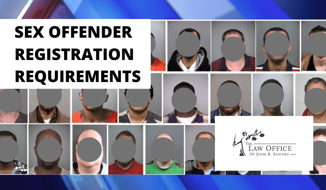 What Are Indiana Sex Offender Registration Requirements?