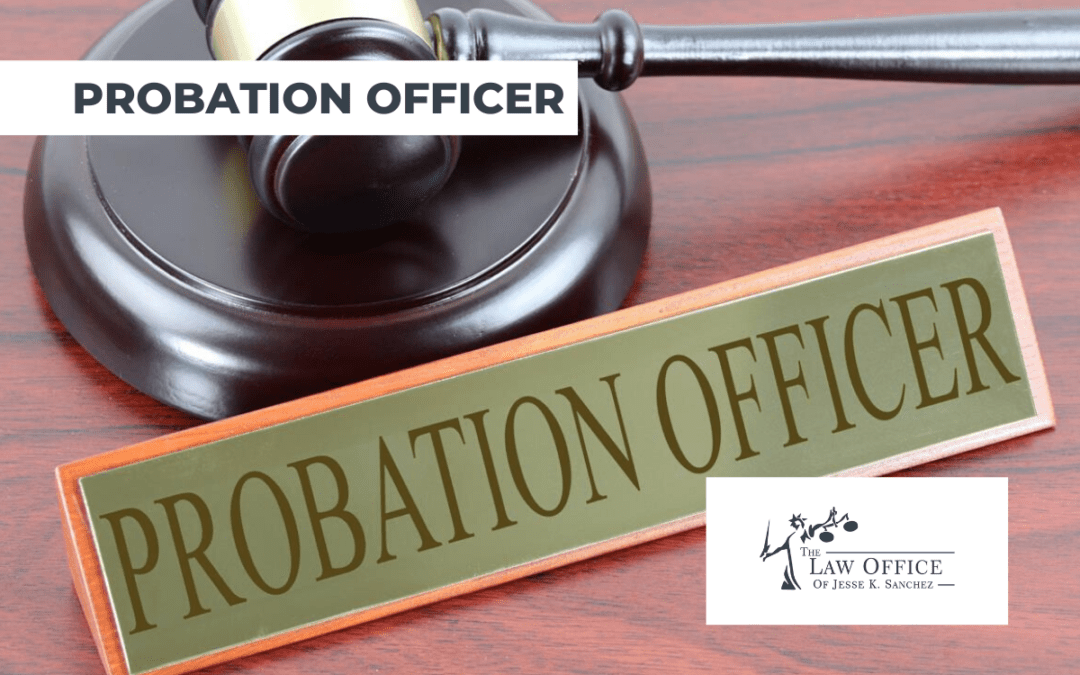What is a Probation Officer?