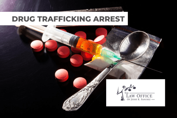 Drug Trafficking Arrest – Indianapolis
